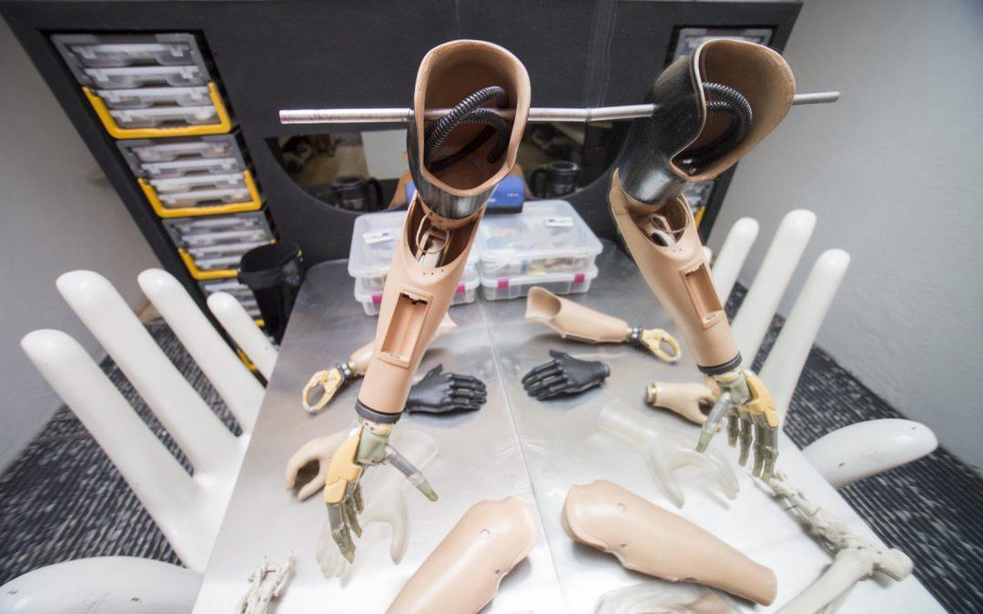 Avances en las prótesis para el 2020