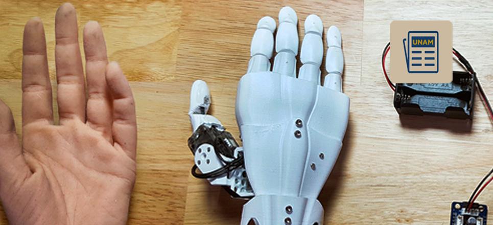 La prótesis que es capaz de hacer más de la mitad de movimientos de una mano humana